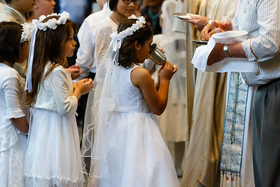 April 25, 2015 - First Communion