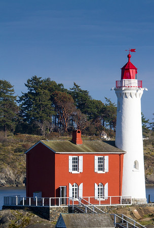 Fisgard Light House