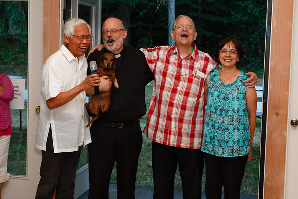 June 26, 2015 - Fr. Jack Buckalew's Retirement Party