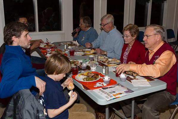 January 9, 2016 Parish Dinner