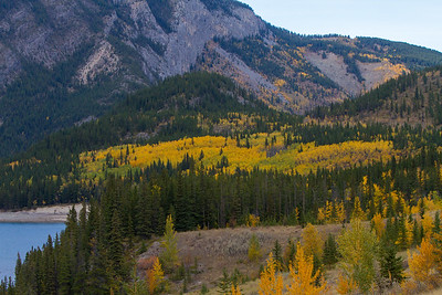 Kananaskis Country in the Fall 2017