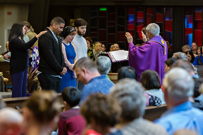 March 6, 2016 - 10:30 am Mass by Fr. Dennis Sevilla