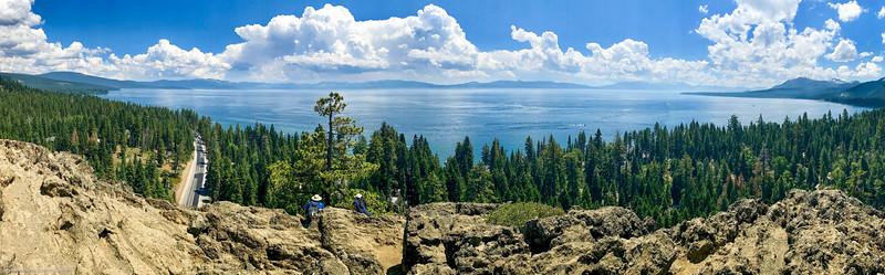 iPhone, Lake Tahoe