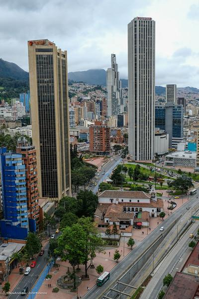 Bogota Highrisers