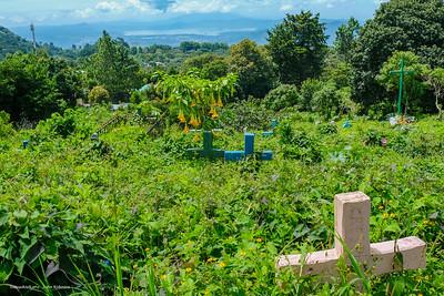 Cemetery, El Salvador