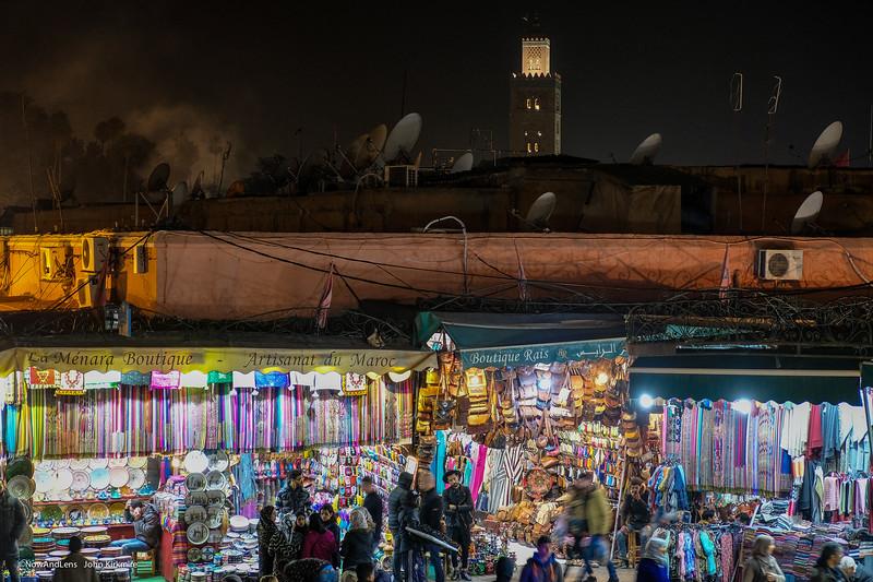 Marrakesh Night Market