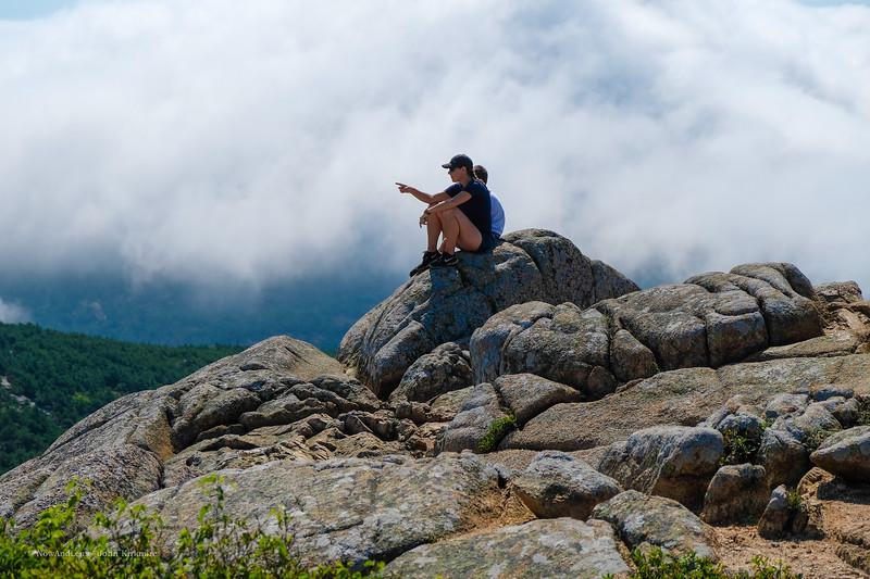 Acadia NP Peak