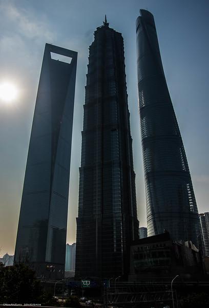 Big Three Sun, Pudong