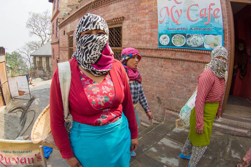 Workers, Kathmandu