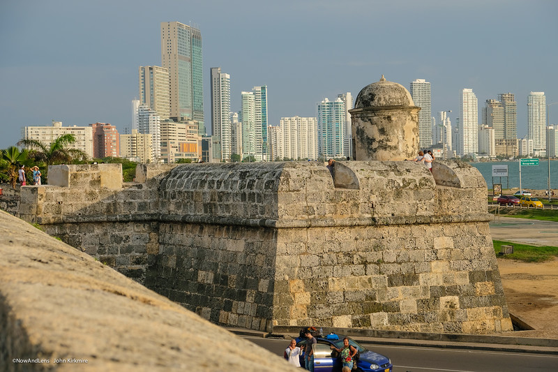 Old and New Cartagena