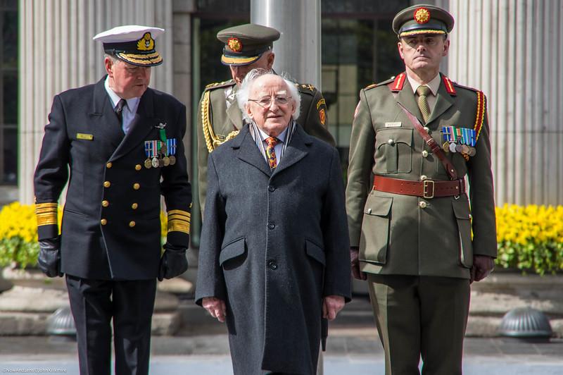 Michael Higgins, President of Ireland
