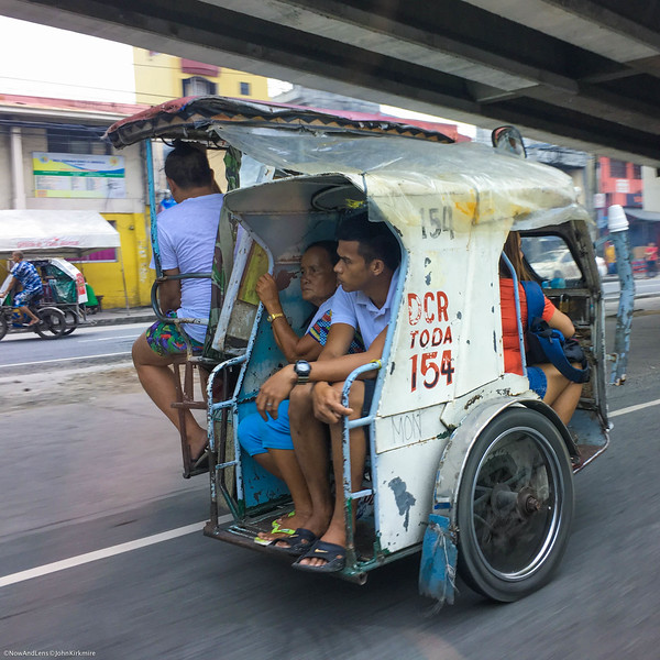 Manila ride