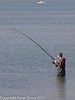 04 March 2011. Fishing off Southmoor. Copyright Peter Drury 2011