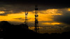 Dawn on Portsdown Hill (Panoramic). Copyright 2009 Peter Drury<br /> Converted to 'pano' at the suggestion of Mahesh. Thank you I like it a lot!