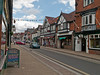 High Street. Copyright Peter Drury 2010