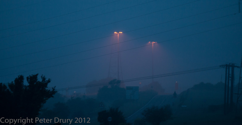 03 June 2012 Pre-dawn on Portsdown Hill
