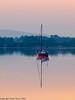 23 April 2011. Dawn scenes from Langstone/Hayling Island Bridge. Before sunrise  Copyright Peter Drury 2011