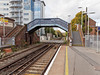 29 Oct 2011 Cosham Station footbridge.