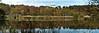 Okham Lake, Surrey . Copyright 2009 Peter Drury<br /> Panorama created using 6 portrait frames merged. E3 + Sigma 50-500 @ 50mm.