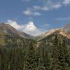 From Idarado Mine Red Mountain Pass