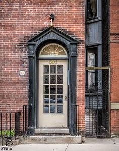 Door on Eugenie Street