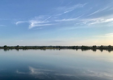 Lake at the Celery Fields