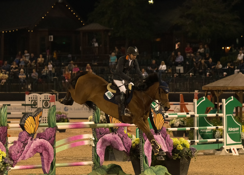 Tryon Resort Grand Prix Equestrian Event