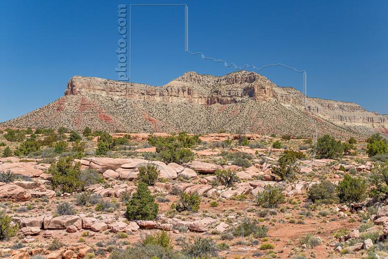 Scenery near Toroweap (Tuweep) Overlook,<br /> Grand Canyon National Park, Arizona