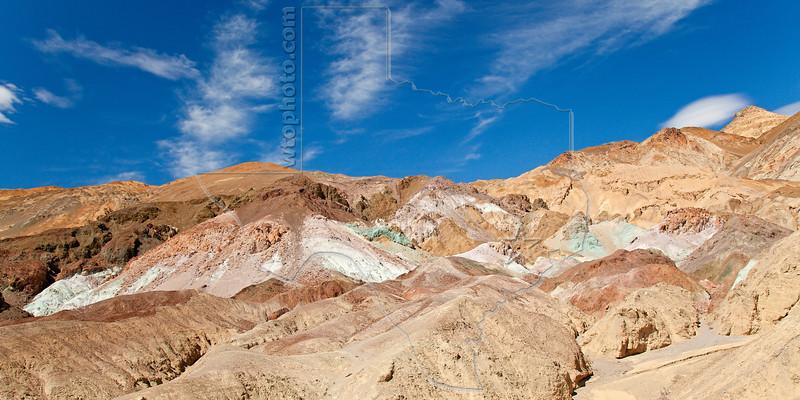 Artist's Palette,<br /> Death Valley National Park