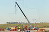 Fracking Preparations for Eagle Ford Shale Wells,<br /> near Nordheim, TX