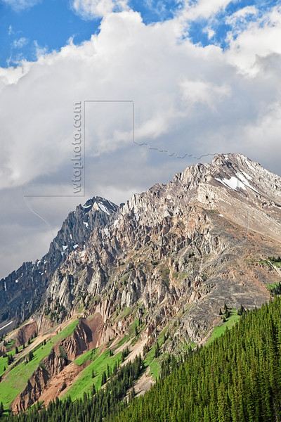 Canadian Rocky Mountains, <br /> Kananaskis Country, Alberta, Canada