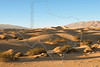 Sand Dunes at Sunset,<br /> Death Valley National Park, California