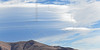 Mulltiple Layers of Lenticular Clouds,<br /> near Death Valley National Park