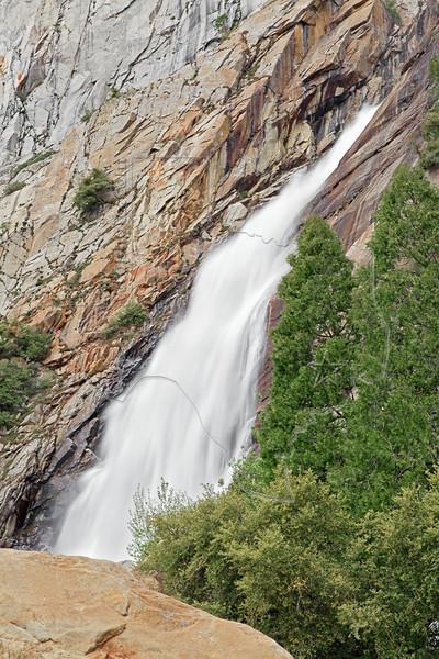 Wapama Falls,<br /> Hetch Hetchy Valley,<br /> Yosemite National Park, 2011