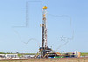 Nabors Rig F13,  Drilling Eagle Ford Shale Well<br /> Keach Gas Unit No. 1<br /> near Nordheim, TX