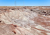 Painted Desert Badlands,<br /> Petrified Forest National Park