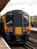 29 Oct 2011 Class 158 DMU on a Portsmouth Harbour to Cardiff service. Routed this weekend via Eastleigh