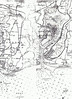 "1850's map of the proposed hayling Railway and docks scheme. An article behind this image may be read by following <a href=""http://www.haylingbilly50.co.uk/node/97"">this link.</a>"