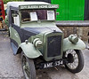 11 Jun 2011. War on the Line. In the station car park, a number of period vehicles were parked. Most were Austins - a brand leader at the time! The Home Guard were established to protect local communities. This vehicle belonged to one such unit. Copyright Peter Drury 2011