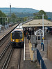 Petersfield Railway Station. Copyright Peter Drury 2010<br /> A London (Waterloo) boumd train calls at Petersfield.