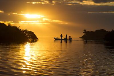 Sunrise Mosquito Lagoon