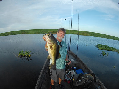 Headwaters lake. Only 9 fish