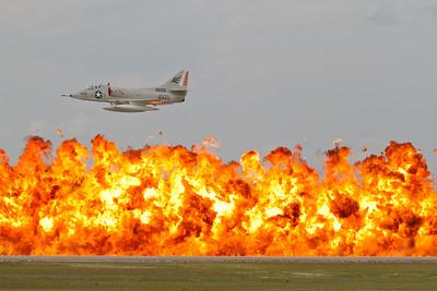 Tico War Bird air show 2013