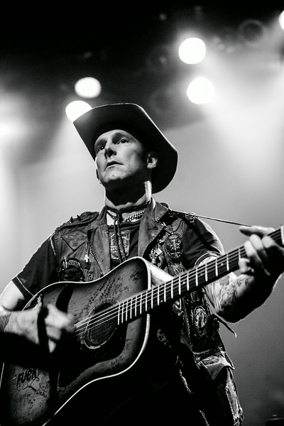 Hank Williams III - Gramerycy Theatre - June 17th, 2014