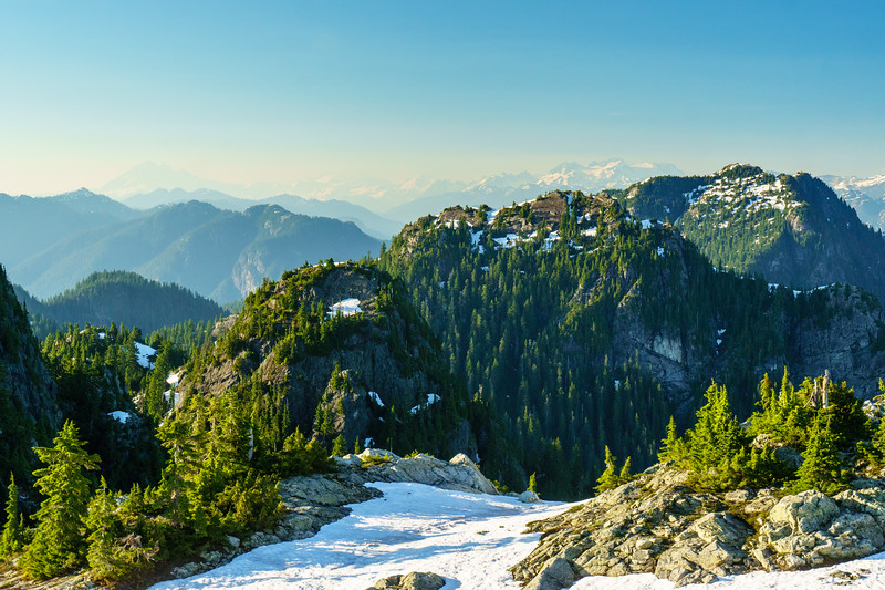 Mt. Seymour Provincial Park, North Vancouver, British Columbia.