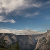 Half Dome from Glacier Point, Yosemite National Park, California