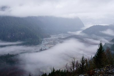 Squamish Valley Fog