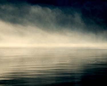 The Early Morning Mist