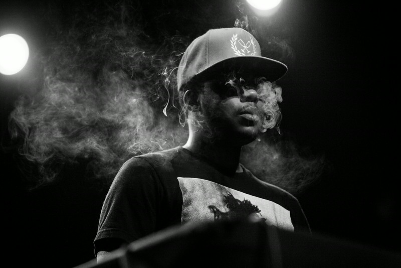 DJ for Vinny Cha$e - Terminal 5, NYC - July 22nd, 2014