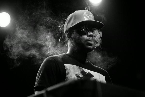 DJ for Vinny Cha$e - Terminal 5, NYC - July 22nd, 2014